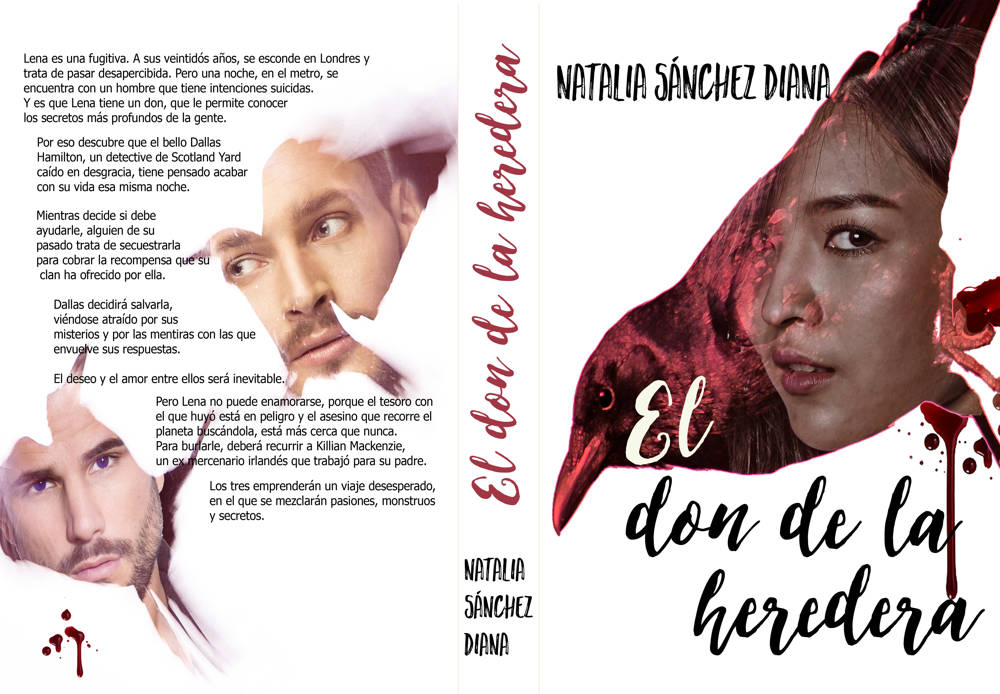book cover el don de la heredera op